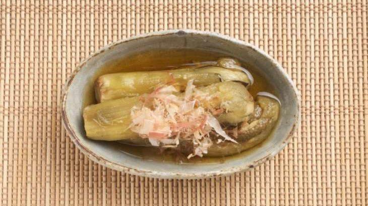 【相葉マナブ】焼きナスのレシピ。千葉県旭市の茄子で作る旬の産地ごはん(8月15日)