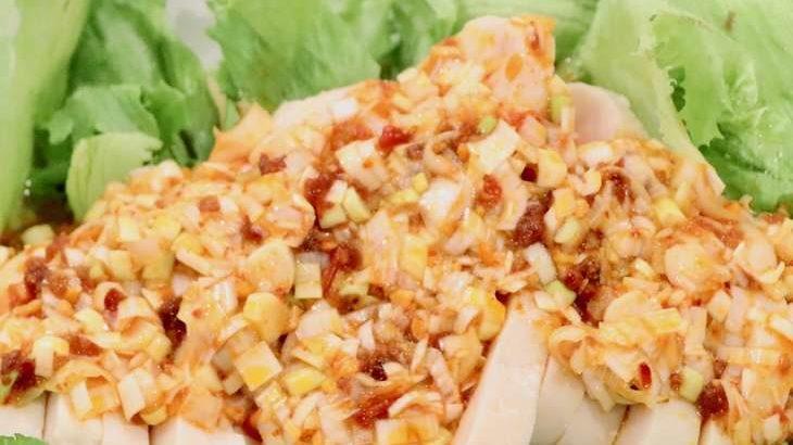 【サタプラ】ホットプレートで鶏ささみのやわらか蒸しの作り方。かめ代さんの簡単料理レシピ【サタデープラス】(8月1日)