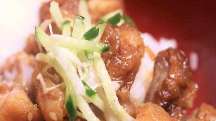 【ヒルナンデス】ネギとショウガの中華風香味しょう油のレシピ。簗田シェフが教えるベストな鶏もも肉調理法(7月14日)
