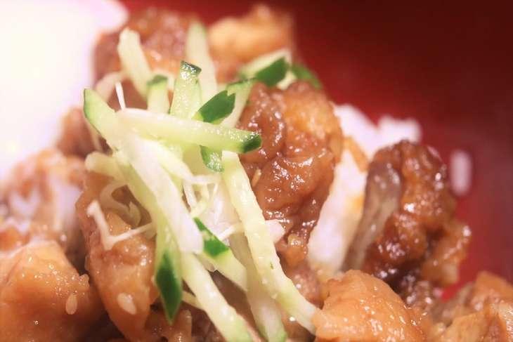 ヒルナンデス鶏もも肉中華風香味しょうゆ