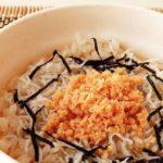 【男子ごはん】鯛みその冷やし麦茶漬けの作り方。栗原心平さんのぶっかけ飯レシピ(8月9日)