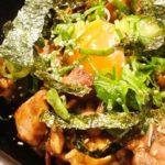 【男子ごはん】焼き鳥缶ときゅうりの納豆和えの作り方。国分太一さんのやきとり缶詰アレンジレシピ(8月16日)