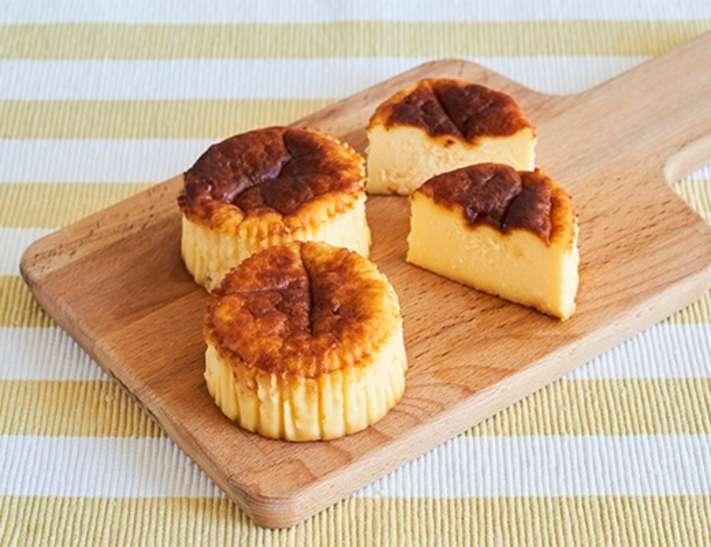 ざわつく金曜日チーズケーキ