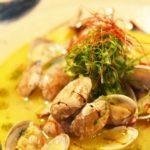 【あさイチ】うどとあさりのイタリア風蒸し煮のレシピ。藤野嘉子さんのうどアレンジ料理(4月14日)
