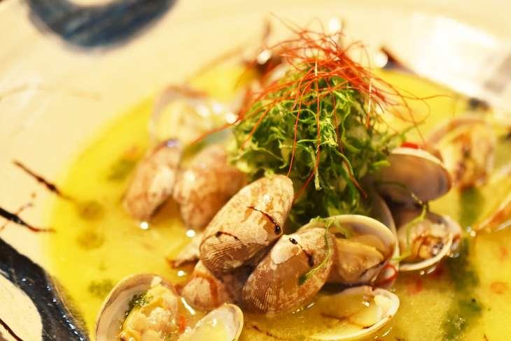 あさいちたいと白菜の北京風スープ