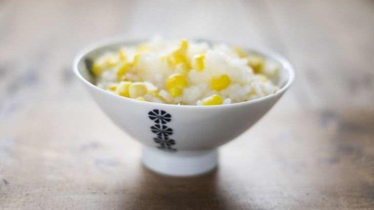 【サタプラ】とうもろこしご飯の作り方。JA全農の神レシピ【サタデープラス】8月15日