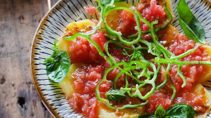 【あさイチ】ゆで鶏とポテトのトマトドレッシングがけの作り方。近藤幸子さんの簡単トマドレのレシピ8月20日