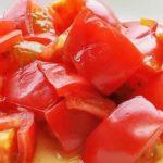 【あさイチ】トマトのゆずこしょう和えの作り方。SHIORIさんのレシピ 8月31日【朝イチ ゴハンだよ】