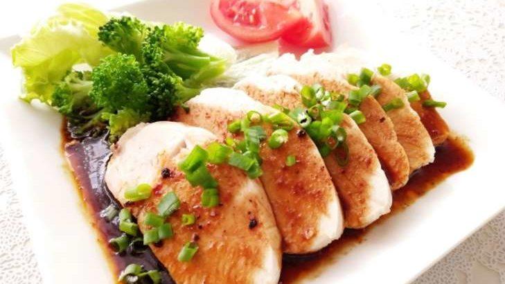 【ウワサのお客さま】鶏ハムの作り方。超高速節約主婦くぅちゃんのレシピ(8月14日)イトーヨーカドーで噂のお客様