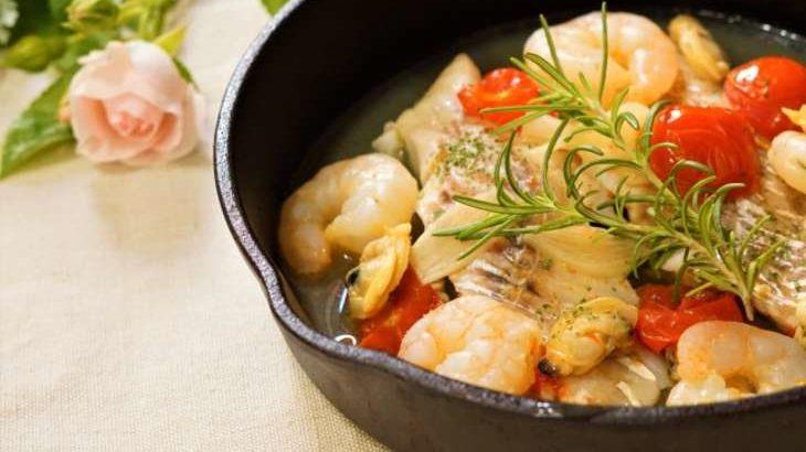 【沸騰ワード10】志麻さんのセビーチェの作り方・レシピ。冷凍シーフードミックスで!【伝説の家政婦しまさん】 9月11日
