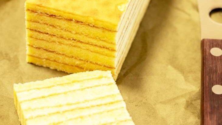 【ヒルナンデス】バームクーヘンの作り方。ホットケーキミックスで簡単!フワちゃんがパティシエのレシピに挑戦 9月25日