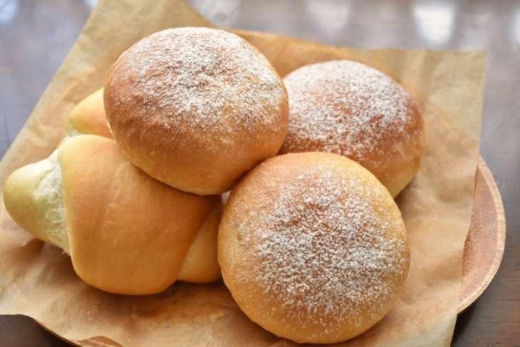 土曜なにする魔法のパン