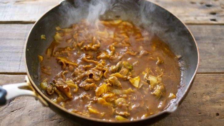 【ヒルナンデス】豚しゃぶ梅干しカレーの作り方。スパイスカレーの素で!印度カリー子さんのレシピ 9月10日