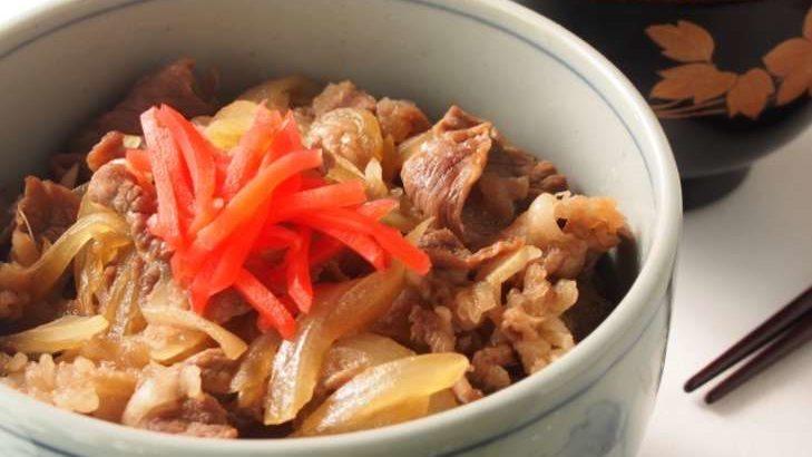 【土曜はナニする!?】牛丼/冷凍コンテナごはんのレシピ。ろこ先生の時短料理の作り方(4月17日)