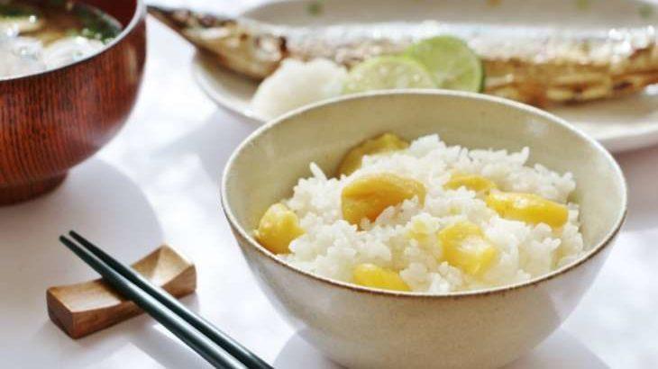【ラヴィット】おこわ風小豆の炊き込みご飯のレシピ。一流和食料理人考案の絶品炊き込みごはん(6月11日)