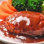 【男子ごはん】ハンバーグのレシピ。王道ソースが絶品!春の定番ひき肉料理(4月4日)