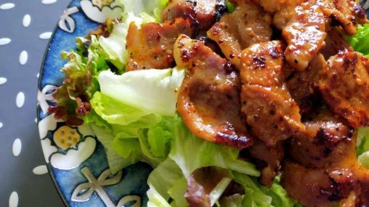 【ヒルナンデス】豚肉のみそダレの作り方。浜名ランチさんのレシピ 9月24日【サイコロレストラン】
