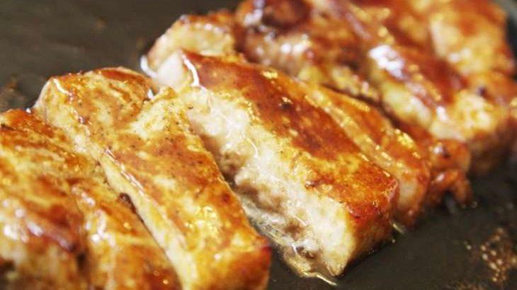 【ノンストップ】やわらかトンテキのきのこソースがけの作り方。クラシルで話題のキノコ料理レシピ 9月23日