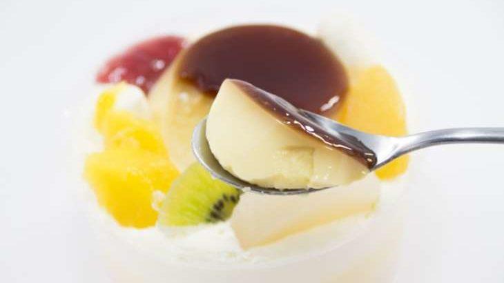 【ヒルナンデス】バームクーヘンのプリンの作り方。フワちゃんがパティシエ山本隆夫シェフのレシピに挑戦!9月25日