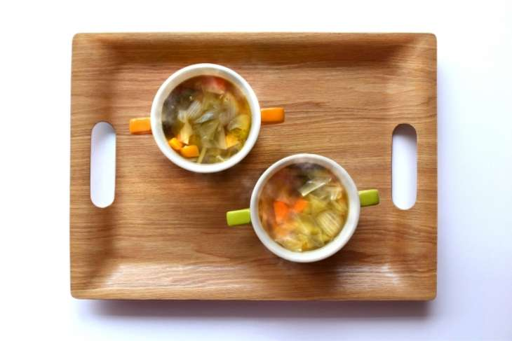 土曜はナニする魔法のスープ