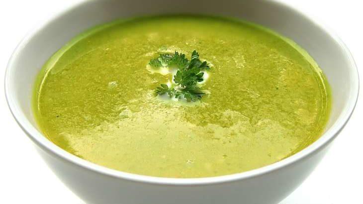 【土曜は何する】魔法のスープえびと小松菜の味噌チーズ美腸ポタージュスープの作り方。ダイエットに!Atsushiさんのレシピ 9月11日