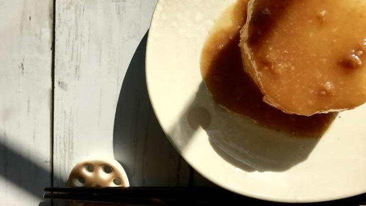 【あさイチ】えのきステーキ「森のホタテの月見ステーキ」の作り方。えのきだけ活用レシピ 9月1日【朝イチとくもり】