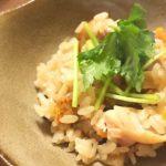 【ごごナマ】さけ中骨缶のあら炊きご飯の作り方。野崎洋光シェフの缶詰レシピ 9月23日【らいふ】