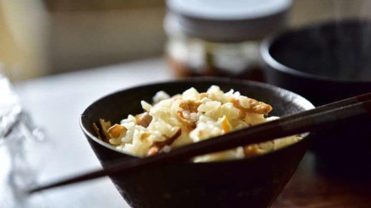 【王様のブランチ】秋鮭とトマトの炊き込みご飯の作り方。牛尾理恵さんのレシピ。仕込み5分!絶品炊き込みご飯選手権 9月19日