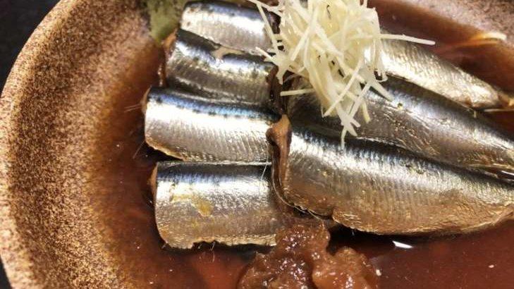 【あさイチ】いわしの梅煮の作り方。ワタじょうゆで!舘野雄二さんのレシピ 9月24日【朝イチ ゴハンだよ】