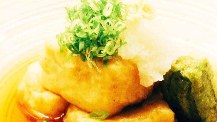【ごごナマ】厚揚げとれんこんの甘酢あんのレシピ。大原千鶴さんの本格おばんざいの作り方 10月21日【らいふ】