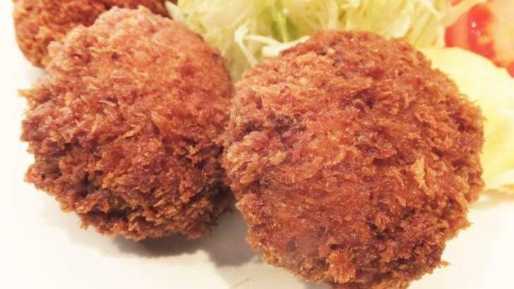 【沸騰ワード10】志麻さんのホタテのメンチカツのレシピ。伝説の家政婦しまさんの絶品料理(8月13日)