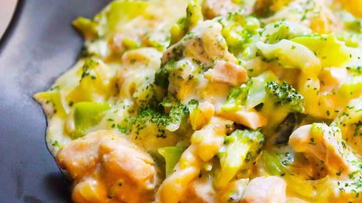 【あさイチ】しいたけと秋鮭のみそクリーム煮のレシピ。髙城順子さんの秋のおかず料理 10月29日【朝イチ ゴハンだよ】