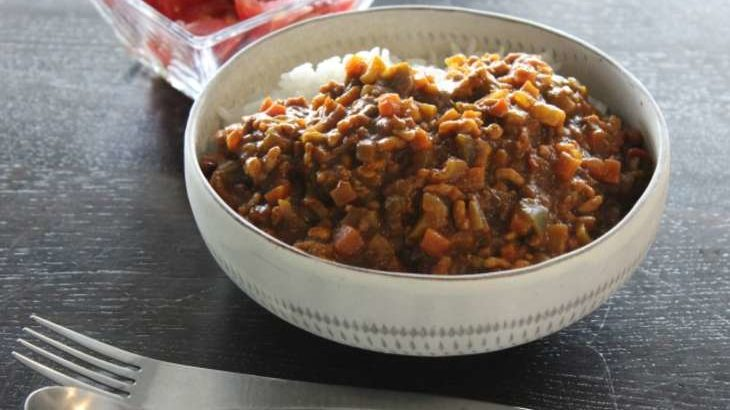 【ニュースevery】キーマカレーお弁当のレシピ。スパイシーカレー魯珈(ろか)の店主が教える冷めても美味しいカレー(2月25日)
