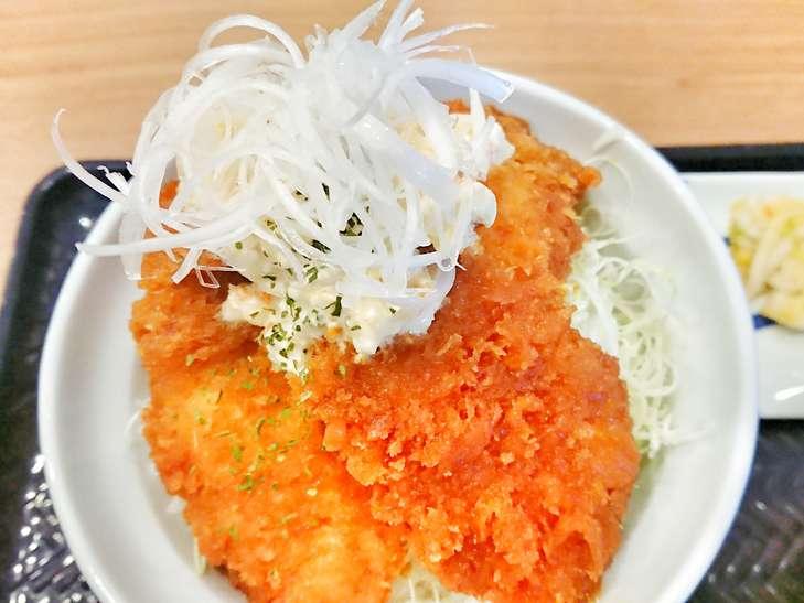 志麻さんのハムエッグ丼