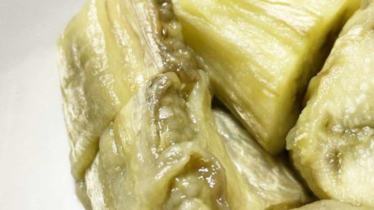 【シューイチ】ナスキャビアの作り方。ミシュラン総料理長の絶品なすレシピ 10月4日