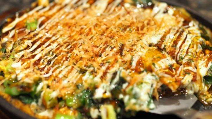 【グッとラック】お麩でネギ焼きのレシピ。ギャル曽根さんのお麩アレンジランチの作り方10月28日