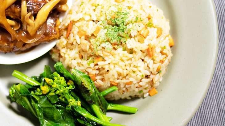 【ガッテン】魚肉ソーセージとレモンのタイ風ピラフのレシピ。有名シェフが伝授!魚肉ソーセージお手軽料理 10月28日