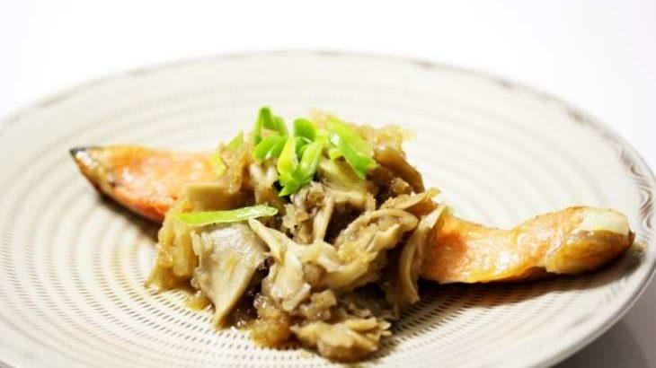 【ごごナマ】秋鮭のムニエルきのこソースの作り方。きじまりゅうたさんのキノコの秋献立レシピ 10月14日【らいふ】