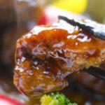 【ラヴィット】黒酢酢豚風チキンのレシピ。からあげクンで!ミシュランシェフの10分で2品レシピ(5月27日)【ラビット】