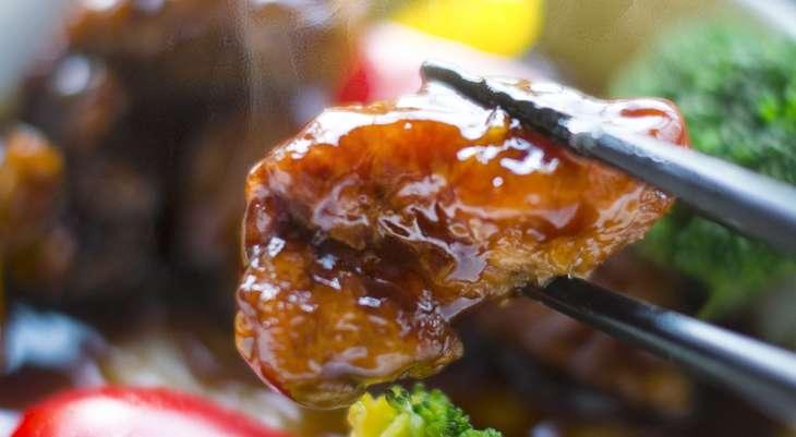 ヒルナンデス酢豚