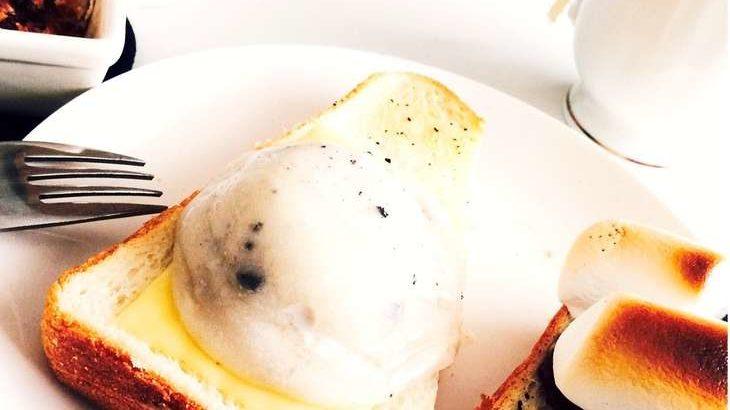【家事ヤロウ】雪見トーストのレシピ。雪見だいふく&スライスチーズで!簡単おうちレシピで話題の料理 12月29日