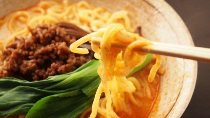 【きょうの料理】栗原はるみさんの担々麺のレシピ。肉味噌がポイント! 2月10日