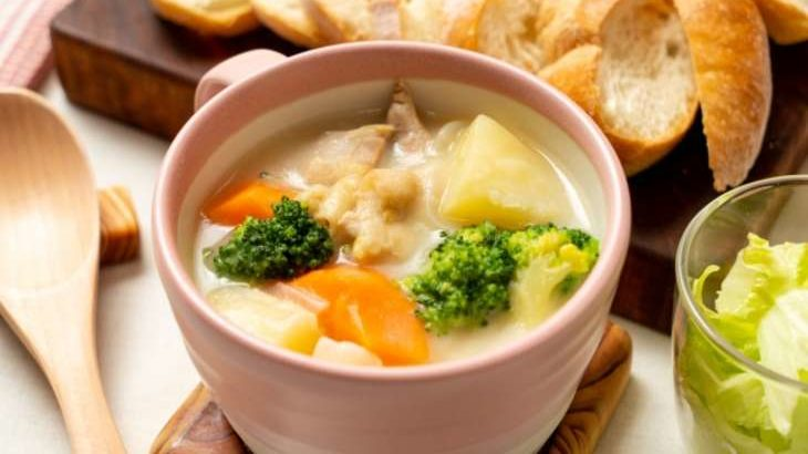 【世界一受けたい授業】ホットプレートで若鶏と冬野菜のフリカッセのレシピ。一流フレンチシェフが伝授! 11月28日