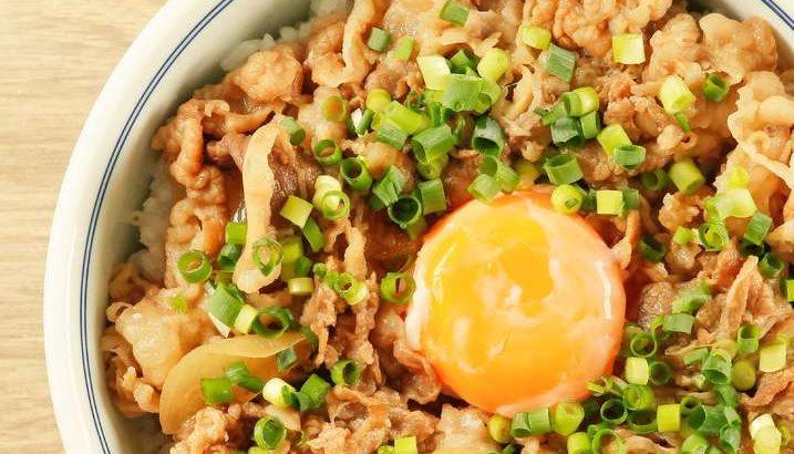 【グッとラック】担々ごま牛丼のレシピ。ギャル曽根さんのプチッと鍋アレンジランチの作り方 11月18日