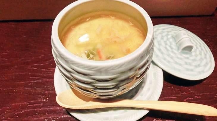 【グッとラック】お茶漬けで海鮮あんかけ茶碗蒸しのレシピ。ギャル曽根さんのアレンジランチの作り方。11月4日