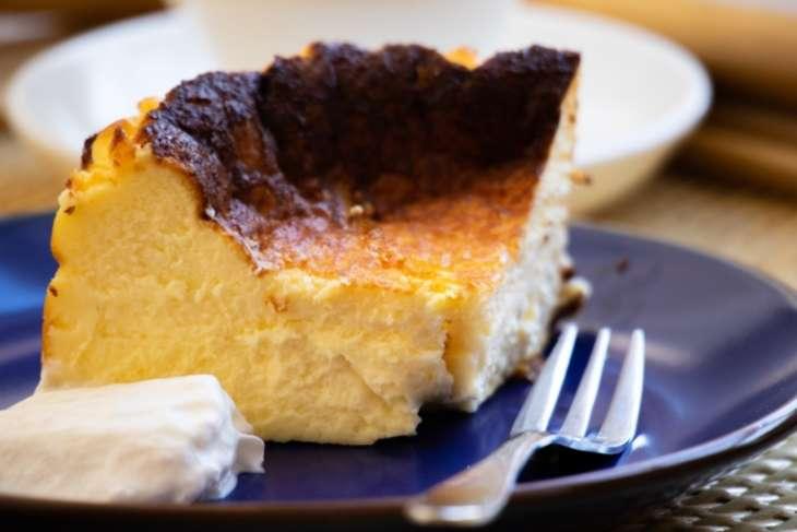 ZIPバスクチーズケーキ