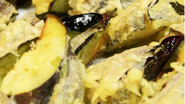 【土曜は何する!?】ナスから揚げのレシピ。リュウジさんの茄子の唐揚げ!ベジ飯バズレシピ 11月7日
