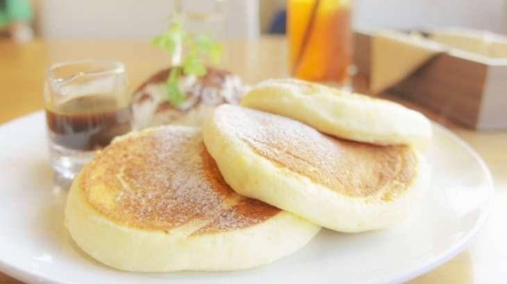 【ノンストップ】 餅もっちホットケーキのレシピ。クラシルで話題のの簡単料理 1月13日