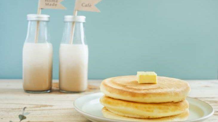 【あさイチ】むちむち極厚ホットケーキのレシピ。名店が教える極上ホットケーキの作り方 11月4日【朝イチ】