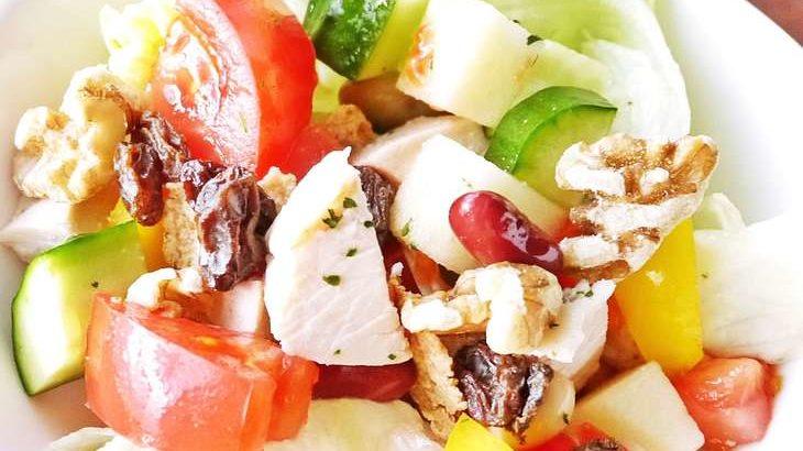 【ごごナマ】かぶとカマンベールチーズのサラダのレシピ。ヤミーさんの簡単チーズ料理の作り方【らいふ】 11月11日